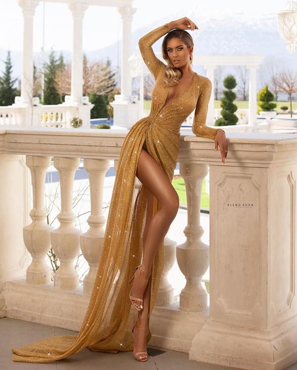 Siêu mẫu với nhan sắc búp bê sống cao 1m81 trở thành đối thủ của Khánh Vân ở Miss Universe 2020-11