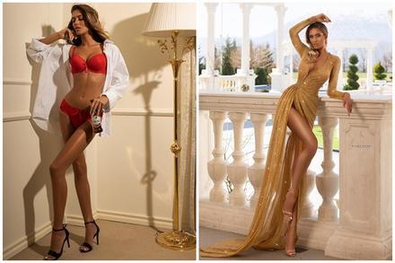 Siêu mẫu với nhan sắc 'búp bê sống' cao 1m81 trở thành đối thủ của Khánh Vân ở Miss Universe 2020