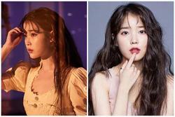 Xôn xao IU gợi nhớ hình ảnh của Sulli trong MV kết hợp cùng Suga (BTS), bài hát viết về người bạn thân đã mất?