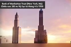 Những tòa nhà chọc trời đã cao đến 1km sau 100 năm
