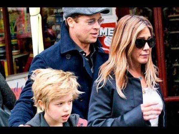 Con gái Angelina Jolie và Brad Pitt muốn gọi Jennifer Aniston là mẹ-2