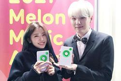 Fan 'nổi điên' vì nữ ca sĩ mập mờ thả thính hẹn hò Suga (BTS)