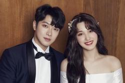 4 thần tượng lập gia đình khi mới ngoài 20 tuổi