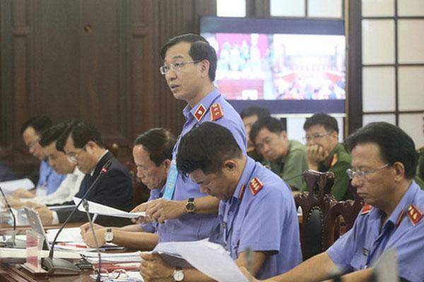 VKS: Kháng nghị chỉ ra sai sót trong tố tụng chứ không khẳng định Hồ Duy Hải bị oan-1