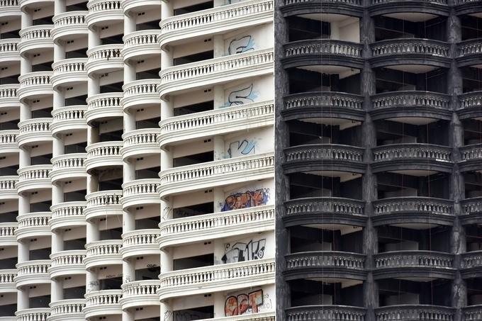 Tòa nhà ma ám thành điểm check-in cực kỳ được yêu thích ở Thái Lan-3
