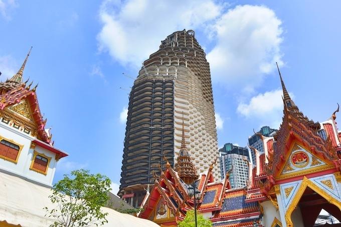 Tòa nhà ma ám thành điểm check-in cực kỳ được yêu thích ở Thái Lan-4