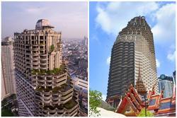 Tòa nhà 'ma ám' thành điểm check-in cực kỳ được yêu thích ở Thái Lan