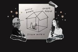 Ariana Grande chính thức công khai người yêu mới ngay trong sản phẩm hợp tác với Justin Bieber