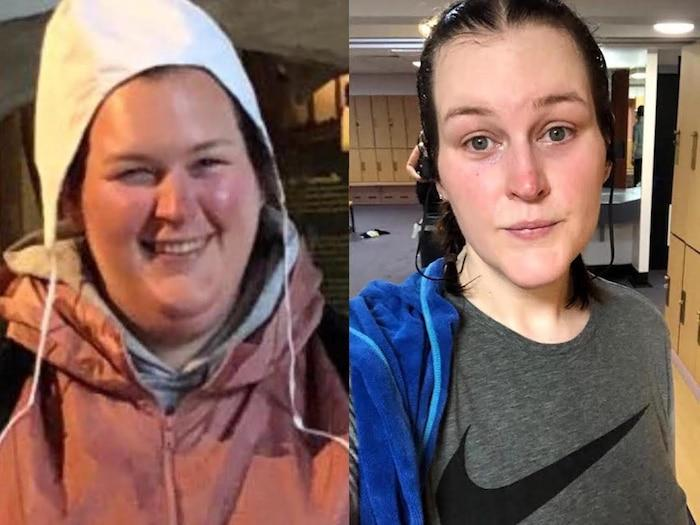 Cô gái giảm hơn 54kg nhờ chế độ ăn kiêng keto nhưng quyết định bỏ ngang-1