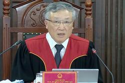 Hội đồng Thẩm phán giữ nguyên án Tử hình đối với Hồ Duy Hải