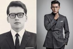 Bố nam tài tử Song Seung Hun hồi trẻ giống Hyun Bin đến ngỡ ngàng
