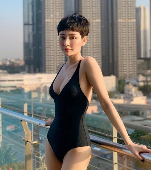 Sao Việt diện bikini vài trăm nghìn mà xịn như hàng hiệu-5