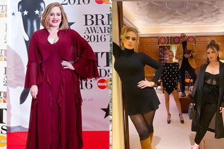 Lý do Adele giảm hơn 40 kg
