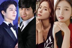 4 diễn viên trai xinh - gái đẹp Hàn Quốc lận đận bao năm vẫn không lên được sao hạng A