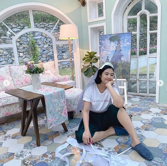 Hoa hậu Ngọc Hân: 5 năm đại học ưu tú cuối cùng chỉ đi dán decal-4