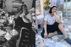Hoa hậu Ngọc Hân: '5 năm đại học ưu tú cuối cùng chỉ đi dán decal'