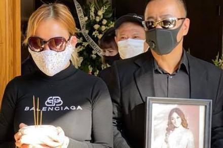 Cha Hoa hậu Việt Nam Toàn cầu chia sẻ sau một tháng con gái qua đời