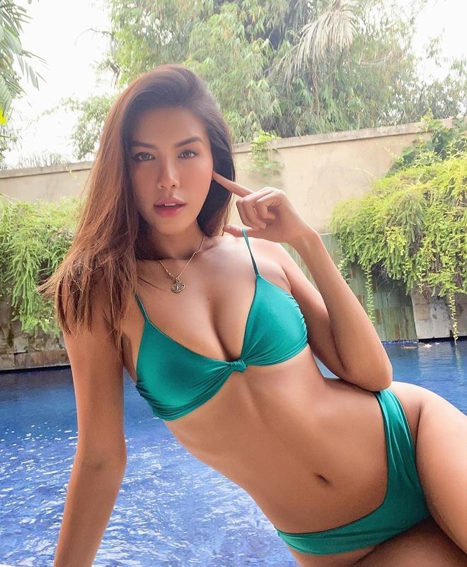 Ngoại hình thay đổi của Miu Lê, Angela Phương Trinh nhờ tập gym-7