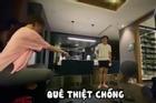 Hari Won phũ phàng nhận xét về chồng: 'Bụng anh lồi ra dữ lắm rồi anh Xìn'