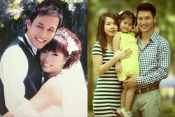 Những sao Việt cưới vợ khi mới ngoài 20 tuổi