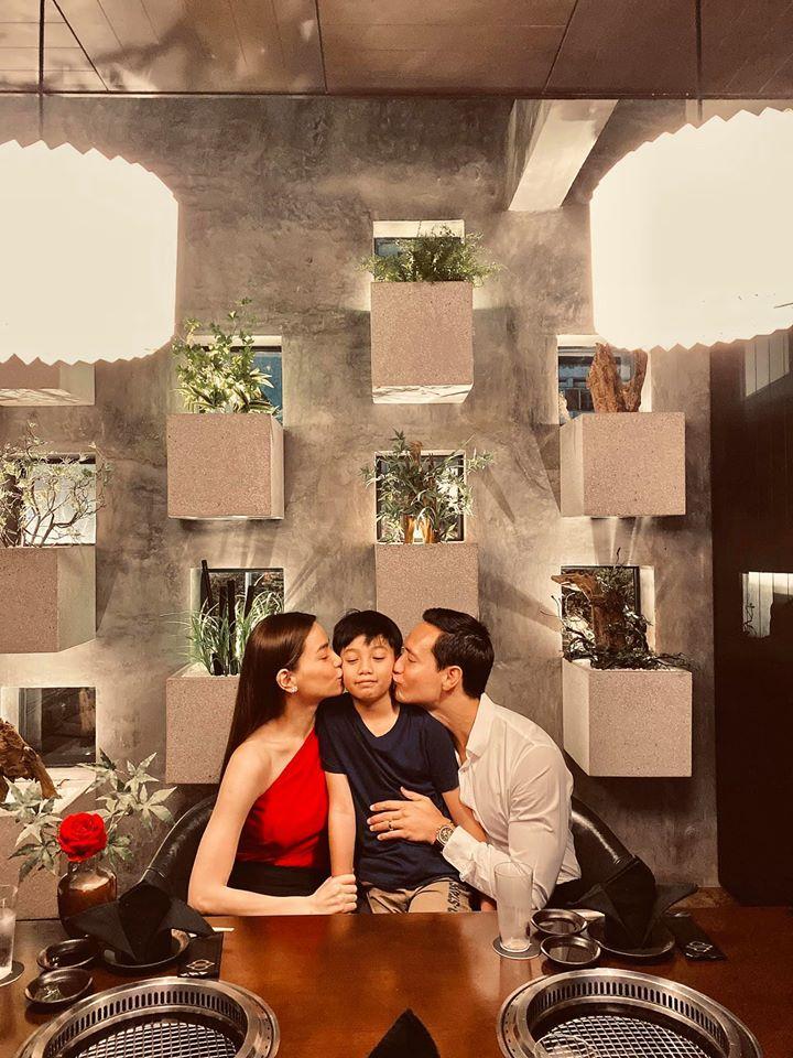 Loạt ảnh tình bể bình của Kim Lý - Hồ Ngọc Hà chứng tỏ tình yêu ngày càng mặn nồng-1