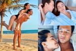 Loạt ảnh 'tình bể bình' của Kim Lý - Hồ Ngọc Hà chứng tỏ tình yêu ngày càng mặn nồng