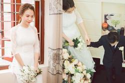 Đàm Thu Trang công khai loạt ảnh ăn hỏi với Cường Đô La