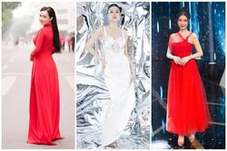 SAO MẶC ĐẸP: Nhã Phương - Hòa Minzy đánh bật một dàn mỹ nhân với trang phục sắc đỏ