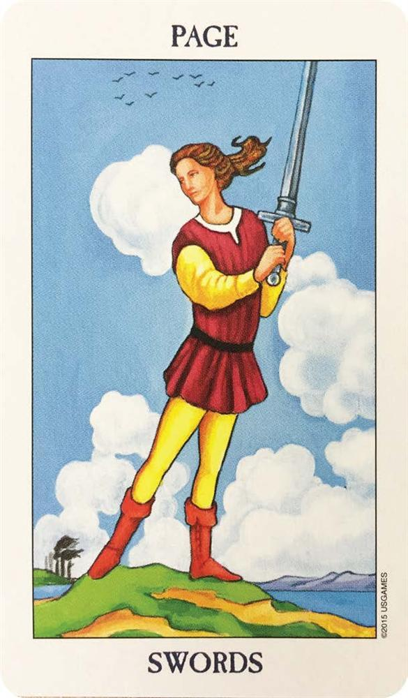Bói bài Tarot: Chọn 1 lá bài để biết điều gì đang chờ đón bạn trong tuần mới-2