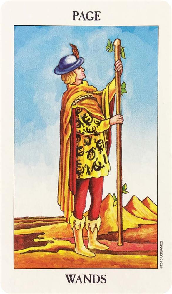 Bói bài Tarot: Chọn 1 lá bài để biết điều gì đang chờ đón bạn trong tuần mới-3