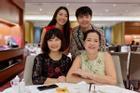 Thúy Vân công khai mẹ chồng tương lai, nhan sắc còn gây chú ý hơn cả Á hậu