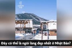 Ngôi làng được khám phá cuối cùng ở Nhật Bản