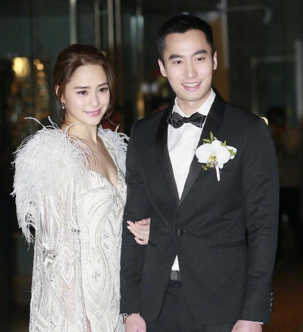 Cuộc ly hôn của Chung Hân Đồng liên quan La Chí Tường?