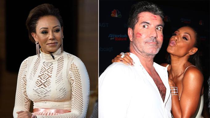 Mel B phủ nhận ngoại tình với Simon Cowell-1