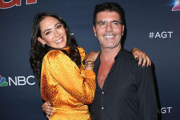 Mel B phủ nhận ngoại tình với Simon Cowell-2
