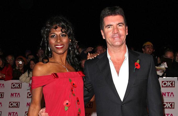 Mel B phủ nhận ngoại tình với Simon Cowell-3