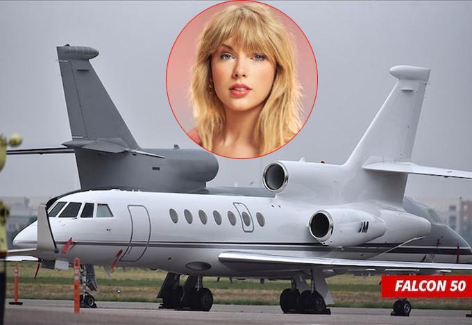 Taylor Swift bán phi cơ-1