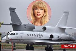 Taylor Swift bán phi cơ