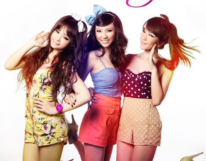 Nhóm nhạc hot girl Hà thành - người lận đận, người là vợ đại gia-1