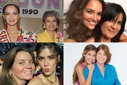 Bản tin Hoa hậu Hoàn vũ 11/5: Mẹ của các Miss Universe đẹp cỡ nào?