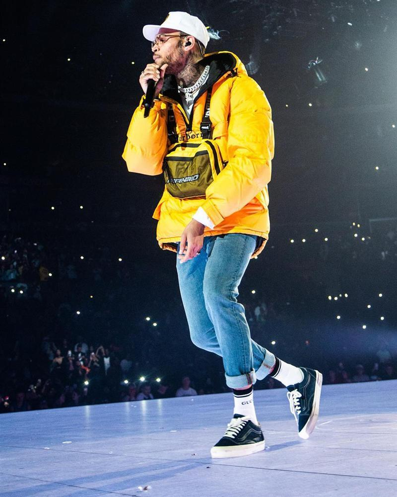 Chris Brown - ngôi sao trả giá đắt cho thói côn đồ-2