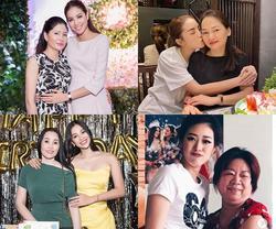 Nhan sắc mẫu thân của dàn hoa hậu nổi nhất Việt Nam: Mẹ nào con nấy quả không sai!