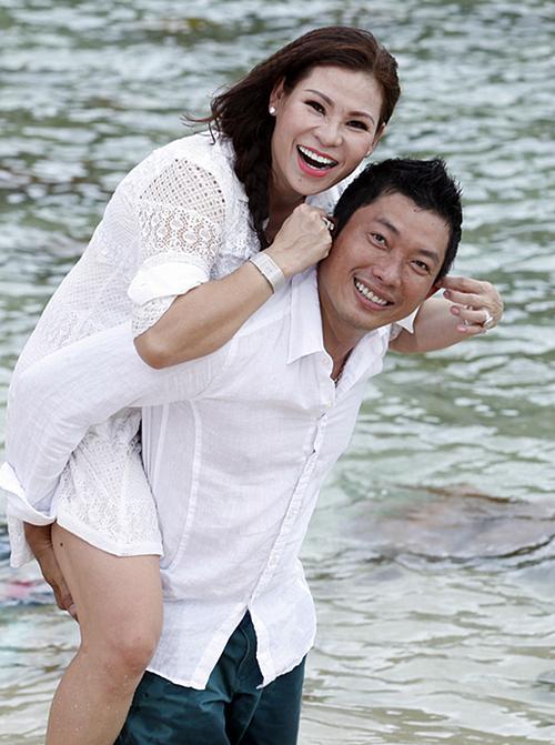 Những sao Việt lấy vợ đại gia