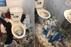 Cô gái ở bẩn nhất Việt Nam gây ám ảnh vì căn phòng ngập rác, chủ trọ tiết lộ bất ngờ