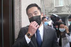 Chồng Chung Hân Đồng mở họp báo sau ly hôn, bác thông tin ngoại tình