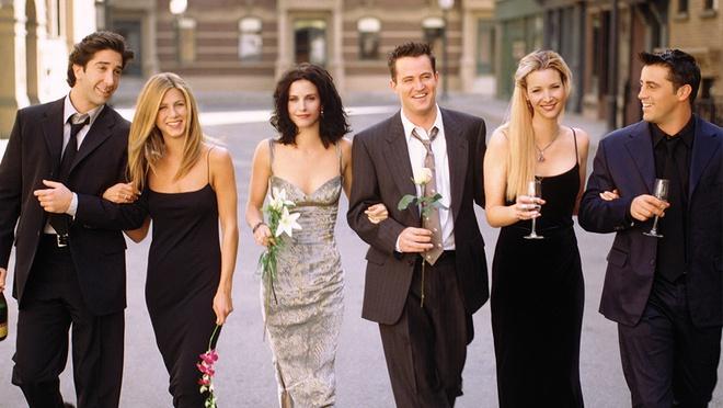 Dàn diễn viên loạt sitcom nổi tiếng 'Friends' sau 26 năm-1