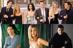 Dàn diễn viên loạt sitcom nổi tiếng 'Friends' sau 26 năm