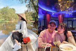 Profile Huỳnh Anh 'sang xịn mịn' thế này bảo sao Quang Hải nóng vội công khai hẹn hò