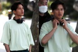 Ảnh chụp lén Won Bin (42 tuổi) trên phố khiến Knet điên đảo: Lee Na Young mất chồng như chơi!
