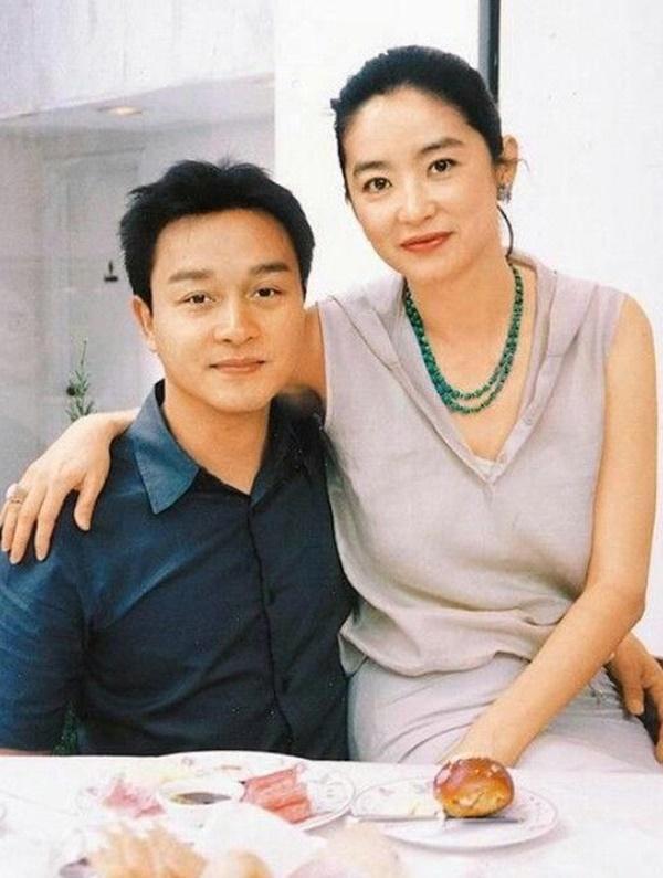 Câu chuyện phía sau cảnh tình cảm của Lâm Thanh Hà và Trương Quốc Vinh-2